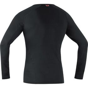 GORE RUNNING WEAR Essential Base Layer Shirt Long Men black